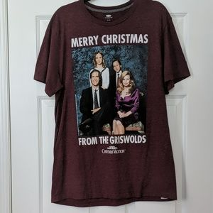 Men's National Lampoon's Christmas Vacation Tee